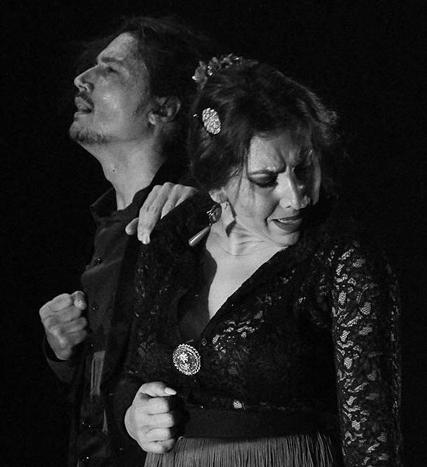 Antonio de Verónica & Saray Cortés